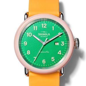 New Shinola watch